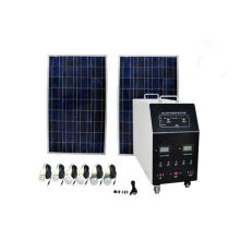 1200w Ac Solar Power System , Off Grid Residential Solar Power Systems