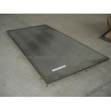 A240 Caldding explosivo de la placa revestido de acero inoxidable 410 (E024)