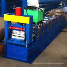 XN-199 revestimiento de la pared rollo de hoja que forma la máquina