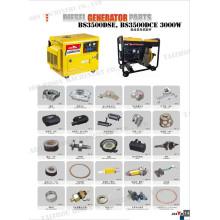 Principais peças do gerador diesel para o gerador diesel com preço