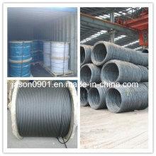 Corde à fil en acier inoxydable 1X19, corde à fil d'acier