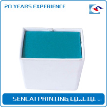 SenCai beautiful jewelry folding packing paper box