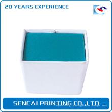 SenCai jóia bonita caixa de papel de embalagem dobrável
