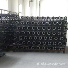 115x2000 mm dust filter filter cage