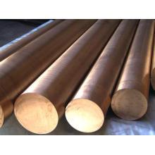 Expédition rapide C17000 Poids de la barre de cuivre au béryllium