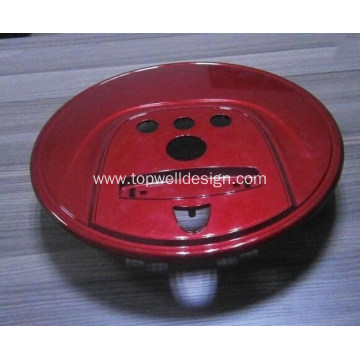 Oil Injection Plastic Part Production Stamping