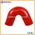 High Temperature Automotive Elbow Silicone Hose / Bend Tube