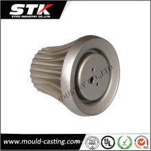 Custom Made LED Bulbs Lamp Shade Aluminum Investment Casting Parts