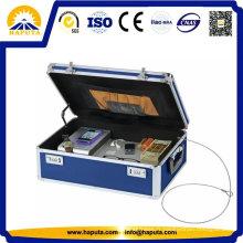 En Aluminium dur portable Attache serviette Hl-8005