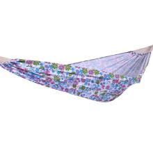 Impressão de moda única alargar o hammock com pano Oxford respirável