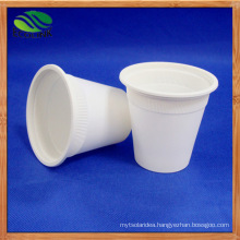 Biodegradable Tableware 6inch Biodegradable Corn Starch Cup