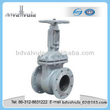 GOST simple disc manual gate valve pn 16