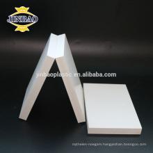 JINBAO forex celuka 12 15mm white 4x8 ft pvc foam sheet