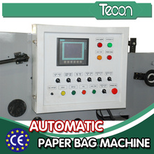 Multiwall Kraft Paper Digital Computerized Control Bag Making Machinery