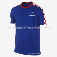 2014 croatia dri-fit para hombre jersey de fútbol