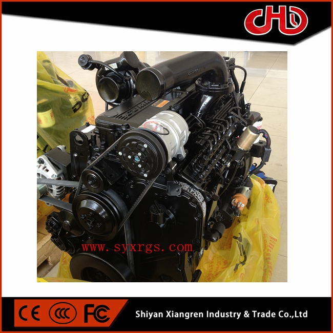 CUMMINS 6L8.9 engine assy