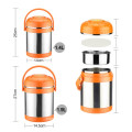 Tiffin Bento Lunch Box for kid,stainless steel vacuum lunch box food container wholesale