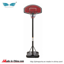 Outdoor Movable Portable Basketball Hoop Stand for Sale