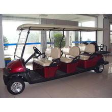 2017 New Design 8 Seater Electric Tourist Car