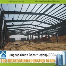 Professionelle strukturelle Stahlbau-Fertigung Jdcc1052