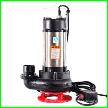 Wq Sewage Pump with Sewage Submersible Pump