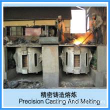 Scrap Aluminum Melting Furnace for 1 Ton