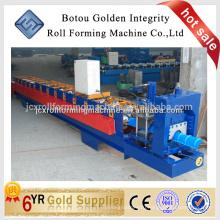 Metal Roof Ridge Roll Forming Machine,Metal Ridge Cap former machine