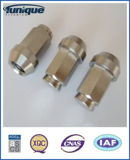 High Purity Titanium Bolt