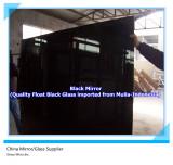 China Black Silver Mirror Glass Smi-Sc-Blk1000