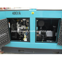 40kVA 3 Phase Small Silent Diesel Generator with Perkins Engine