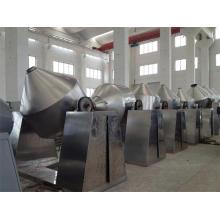 Máquina de secado rotativo al vacío con doble cono