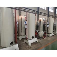 Sistema de secado de carcasa de torre eólica industrial