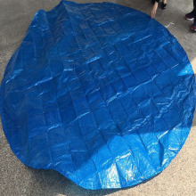 Customized Round Tarps Covers with Eyelets