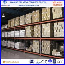 Porte-palettes à service lourd pour entrepôt industriel