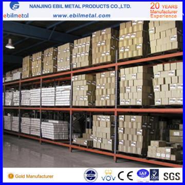 Rack de paletes pesado para armazém industrial