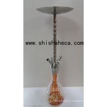 Le meilleur Nargile de pipe de tabagisme de Shisha d'acier inoxydable de qualité