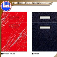 Hot Sale Wooden Door Kitchen Cabinet Design (zhuv)