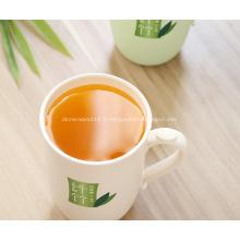 Tasse à café en plastique écologique en fibre de bambou