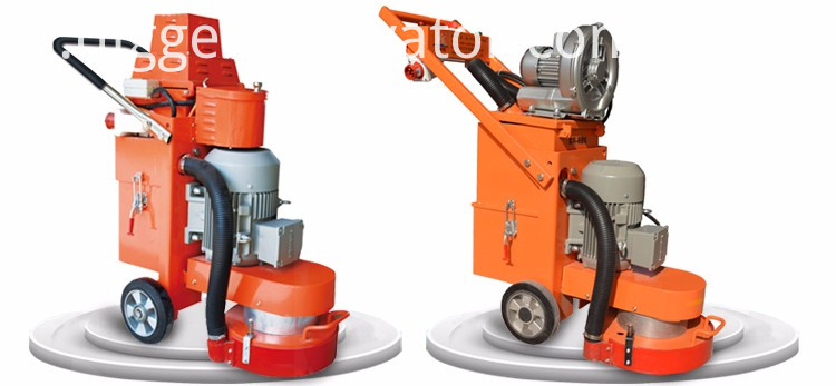 Used marble floor polishing machines