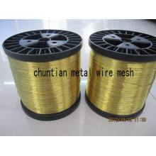 High Quality Brass Wire 0.5mm Cuzn30