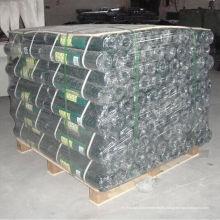 Galvanizado en caliente galvanizado después de la malla de alambre hexagonal