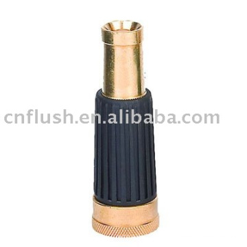 "brass water adjustable nozzle with 3"",3.5""4"""