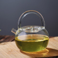 glass bottle borosilicate glass container china tea set glass hot and cold water jug