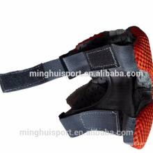 2016 hot sale protective gear safety pad knee /elbow /wrist pads for ski and skate