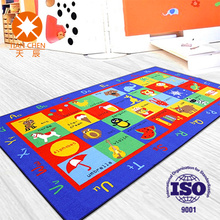 Eco Friendly Phthalate-Free Digital Kids Rug