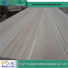 AA Grade Qualität Paulownia Rand geklebt Panel