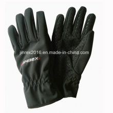 Wasserdichte winddichte Winter Outdoor Full Futter Sport Handschuh-Jg11L015