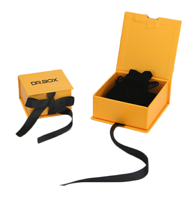 Luxury Magnetic Closure Paper Earring Gift Box