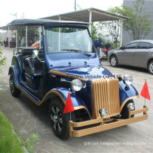 Cheap 6 Seater Classic Electric Car for Sale
