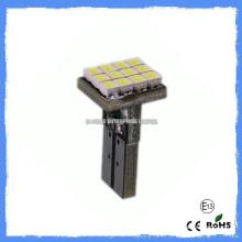 Автомобильные лампы T10 привели свет автомобиля